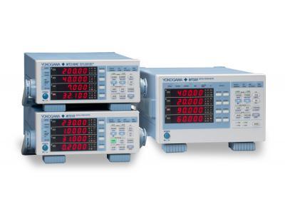 横河公司宣布1月10日正式发售数字功率计WT310/WT330系列