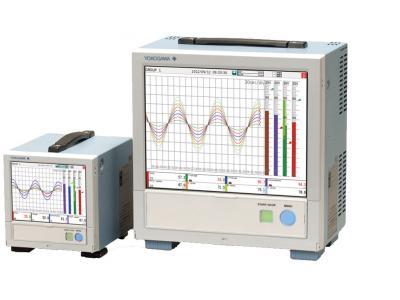 横河发布新一代数据采集控制系统SMARTDAC+中首款便携式记录仪GP系列产品