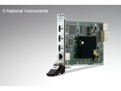 使用NI PXIe-1491数字音频和视频分析仪 实现HDMI和移动设备音视频性能测试的自动化