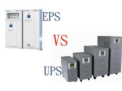 EPS电源与UPS电源的区别
