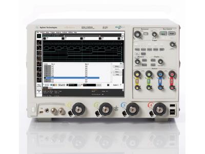 安捷伦推出业界最高性能的混合信号示波器