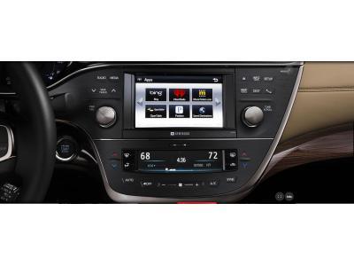 丰田高端车型采用Cypress触控技术