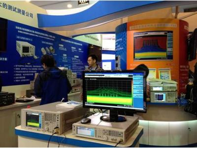 安捷伦在首届电子设计创新会议展示最新射频微波与高速数字全新测试解决方案