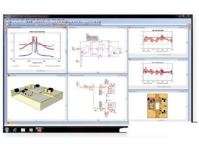 应用LabVIEW与AWR软件为无线应用设计复杂电路