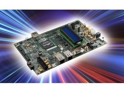Altera宣布开始提供Cyclone V SoC开发套件