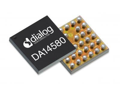DIALOG半导体推出全球功率最小的蓝牙智能芯片