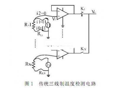 新型补偿式温度巡检电路设计 提高温度检测精度
