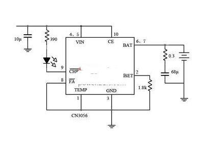 浅谈锂离子电池充电器扩流电路设计