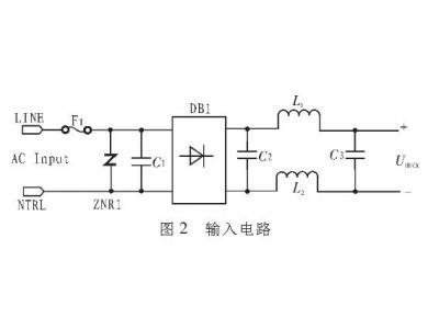 无电解电容LED驱动电路的设计