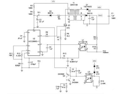 电源设计技巧之使用简易锁存电路保护电源