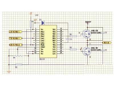 一款基于DSP的三相SPWM变频电源电路的设计