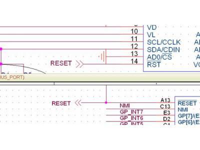 OrCAD图文教程:建立电气互连