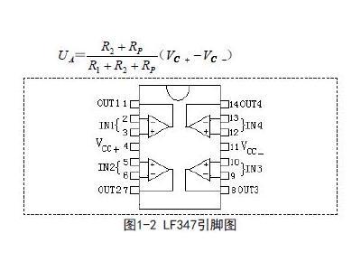 基于LF347构成的脉宽调制控制器
