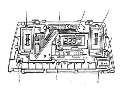 光电式车速传感器的识别与检测