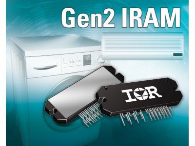IR推出第二代智能功率模块系列