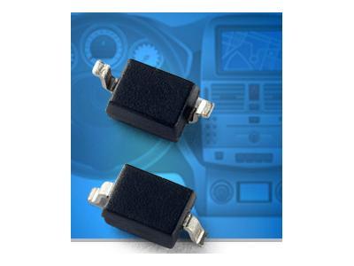 Littelfuse推出新型SD和SD-C系列瞬态抑制二极管