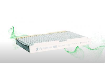 曼胡默尔首款PM2.5空调滤清器正式量产