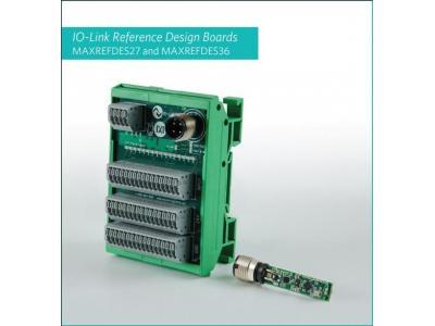 Maxim推出用于接近检测、加强分布式控制的两款IO-Link