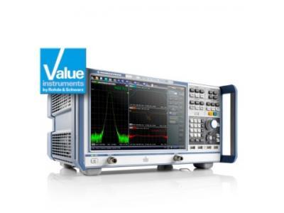 R&S公司推出测量的经济型矢量网络分析仪