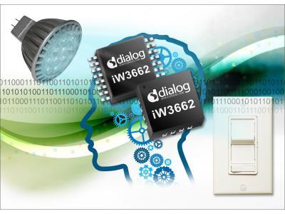 DIALOG拓展SSL产品组合,推出MR16 LED调光驱动器