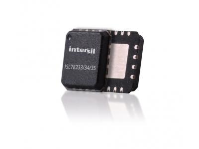 Intersil推出新系列单片式同步降压稳压器--- ISL7823x