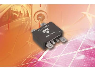 Vishay推出功率从1kW到3kW小外形尺寸的平面变压器---PLA51