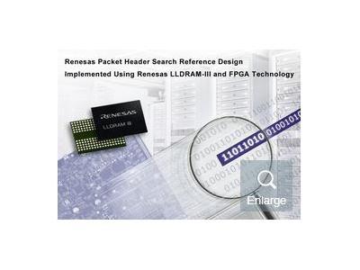 瑞萨电子精简数据中心的存储器组件数量