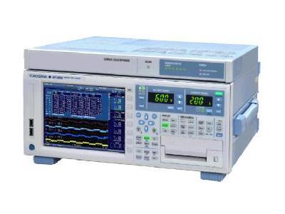 横河发布最新高精度功率分析仪WT1800E