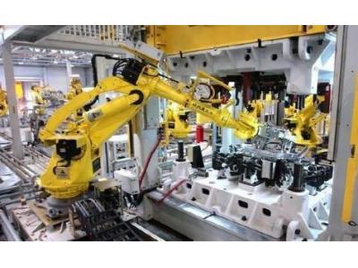如何提高机器人伺服的过载能力