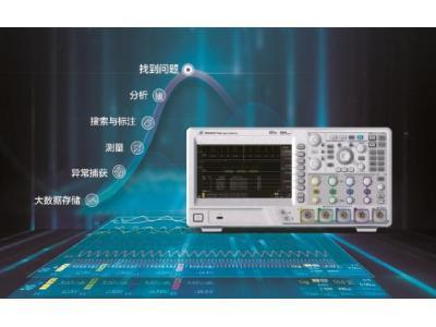致远电子发布业内首款数据挖掘型示波器