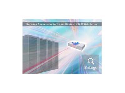 瑞萨电子推出NX6375AA系列半导体激光二极管
