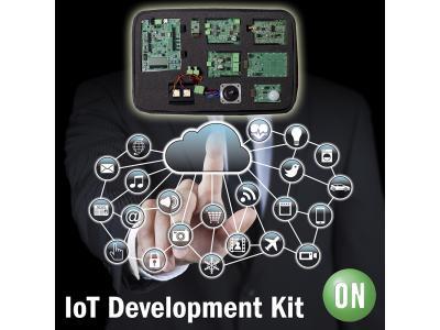 安森美半导体推出模块化开发平台 ,用于工业、医疗和智能家居市场
