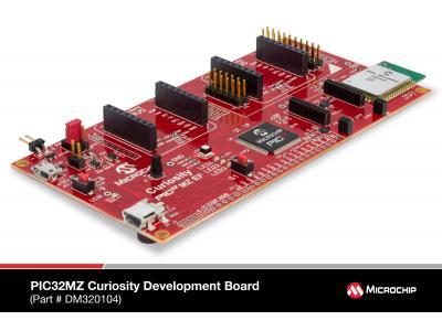 Microchip最新推出两款PIC 32 Curiosity开发板