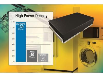 Vishay推出汽车级Power Metal Strip电阻---WSHP2818