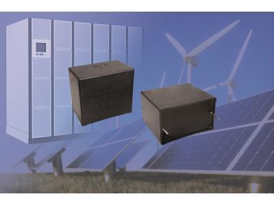 Vishay发布适用于高湿度环境的新系列金属膜聚丙烯交流滤波薄膜电容器---MKP1847H