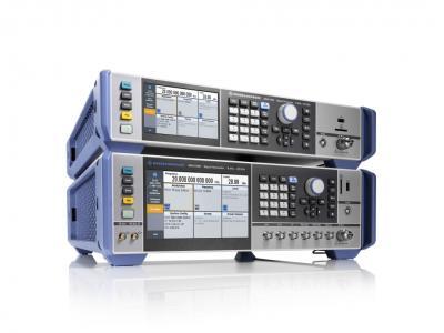 罗德与施瓦茨推出具备业界领先的相位噪声性能和高输出功率的高端模拟射频和微波信号发生器