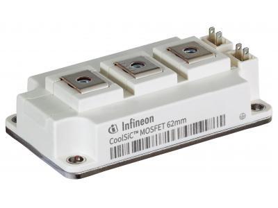 英飞凌在PCIM上推出CoolSiC系列产品的其他型号