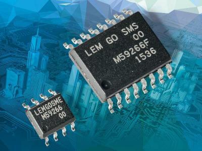 莱姆推出集成原边导体SO8 & SO16封装隔离式电流传感器
