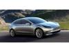 特斯拉Model 3内饰曝光,这后排效果是因为价格低?