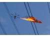 """无人机只能自拍?看看这位""""喷火""""的大兄弟"""