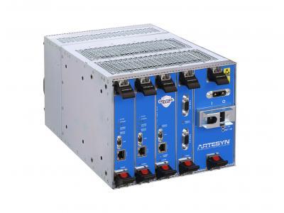 雅特生科技推出适用于列车控制系统和信号系统的ControlSafeTM 小型车载系统平台