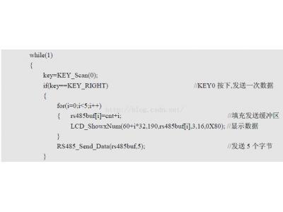 当STM32遇到串口RS485双机通信,这样处理最便捷