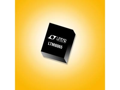 ADI推出 µModule (电源模块) 降压型稳压器 LTM8065