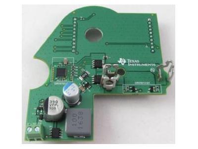 大联大世平集团推出基于TI产品的小尺寸电机控制模块参考设计