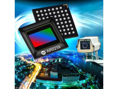 安森美半导体新的2.3Mp CMOS数字图像传感器