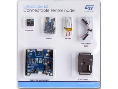 大联大友尚集团推出ST多传感器模块,可扩展智能手机、可穿戴设备和物联网产品的设计开发