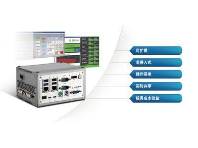 凌华科技发布智能制造解决方案DEX-100