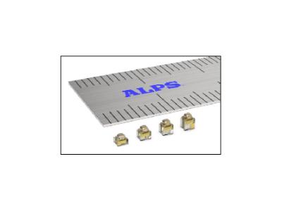 阿尔卑斯电气带绝缘涂层型的压接接触器的产品阵容新增D系列