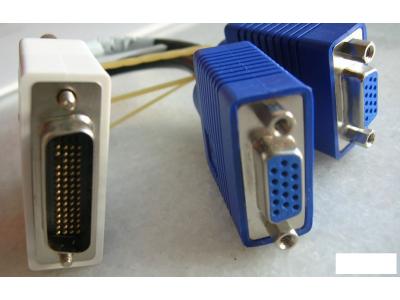 VGA接口定义、功能用途和种类