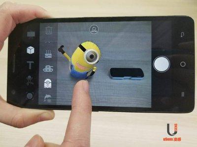 百元机也能玩AR uSens手机AR方案首曝光